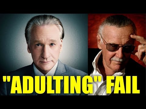 Bill Maher Mocks Stan Lee Fans And Looks Like A Complete Fool