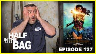 Video Half in the Bag Episode 127: Wonder Woman MP3, 3GP, MP4, WEBM, AVI, FLV Februari 2018