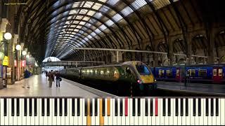 Сиреневый туман (Джаз) Instrumental (Ноты и Видеоурок для фортепиано) (piano cover)