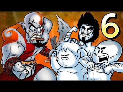 Oney Plays God of War WITH FRIENDS - EP 6 - Bar Trick