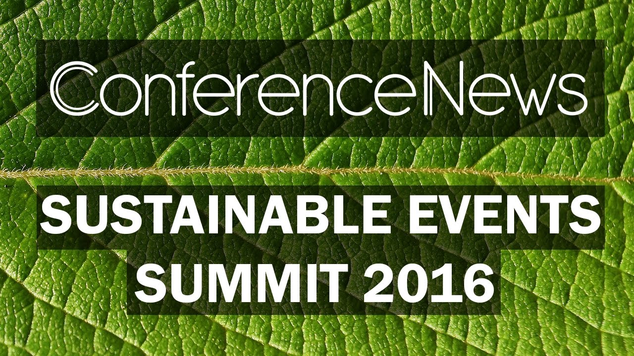 Sustainable Events Summit – London