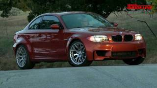 2011 BMW 1 Series M Coupe Full Test Video - Inside Line