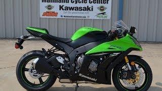 7. $15,299:  2014 Kawasaki ZX10R ABS Ninja Lime Green