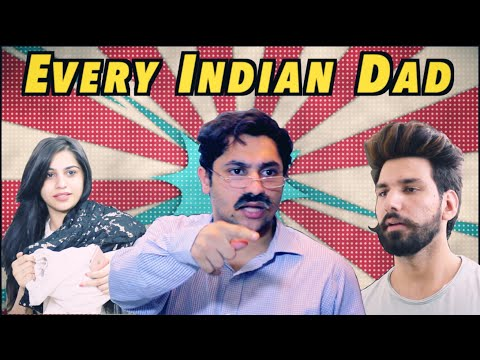 Every Indian Dad Be Like | Harsh Beniwal