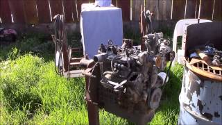 4. Kubota RTV 900 engine tear down