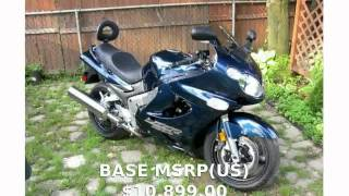 4. 2005 Kawasaki ZZR 1200 -  Engine Dealers