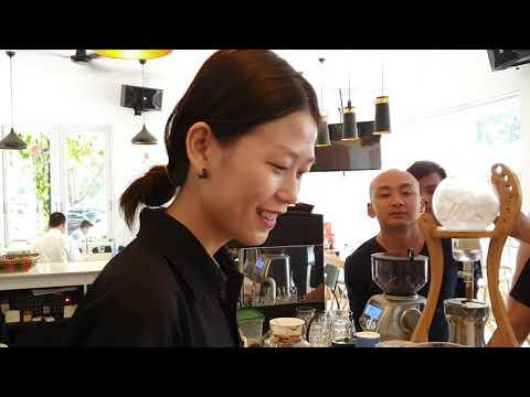 Muôn kiểu pha cafe đặc sản độc đáo tại Populus Buôn Ma Thuột ! - Thời lượng: 12 phút.