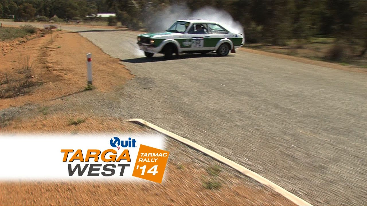 Leg 2 Wrap Up – Quit Targa West 2014