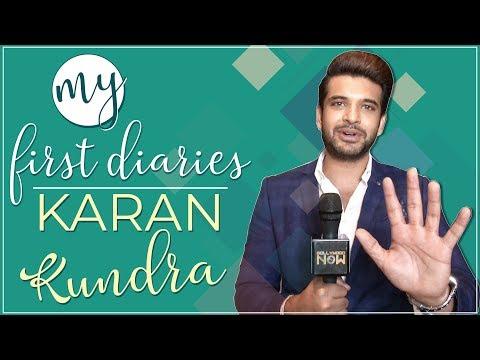 Karan Kundrra's First Kiss Was In A Car, His First