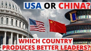 Leadership and politics - the West compared to China