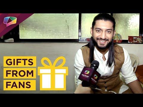 Kunal Jaisingh Aka Omkara Receives Gifts From His