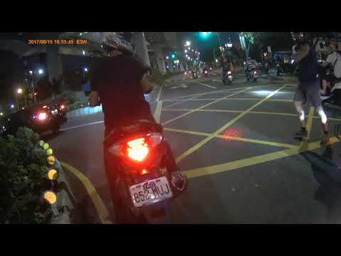 台北市 市民大道 汽機車車禍
