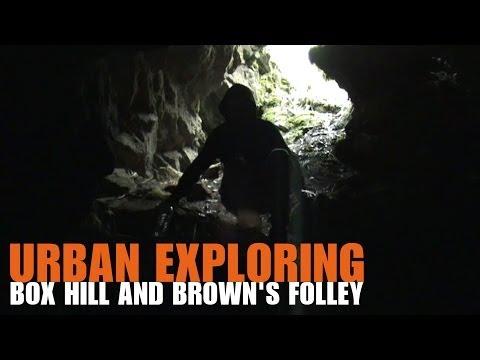Urban Exploring - Box Hill & Browns Folley