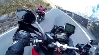 9. Ducati multistrada 1200 enduro vs multistrada 950