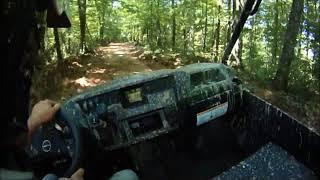 9. Tecumseh Trails Ohio 2017 Kawasaki Mule Pro FXT, Mule 610, Polaris Razor 1000