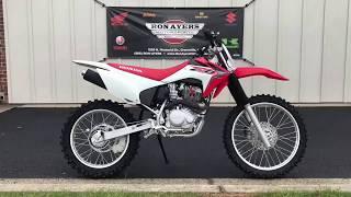 1. 2019 Honda CRF230F