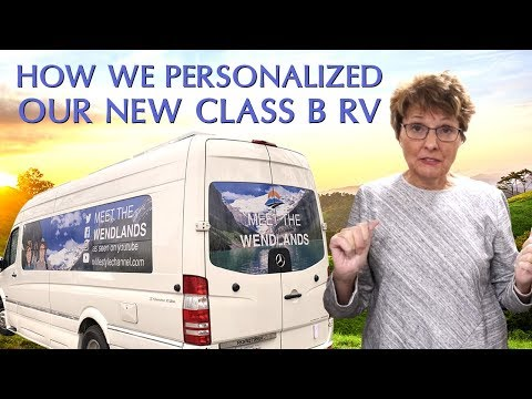 The 17 Ways Jennifer Has Personalized And Modded Our New Rv
