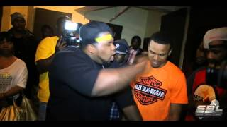 Spittaz Battle League | Ah Di Boom vs. Dose