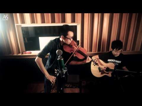 Say Something – A Great Big World & Christina Aguilera, [Live Session]  Thien Minh, Giang Falla