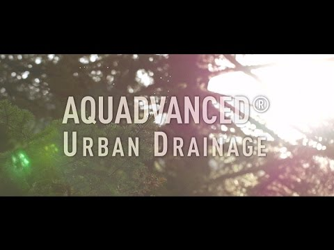 SUEZ Environment : Smart sewerage system management - Aquadvanced Urban Drainage