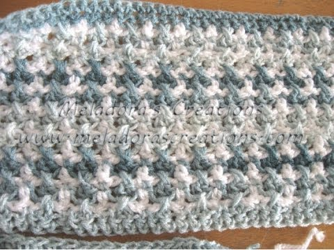 Birds of a Feather Scarf - Crochet Tutorial