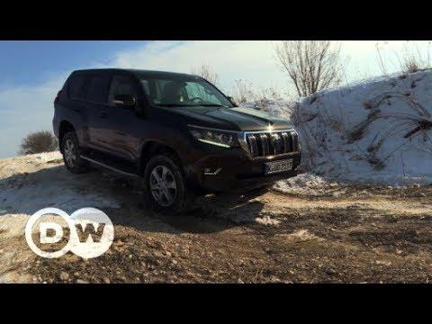 Toyota Land Cruiser - Geballte Kraft | DW Deutsch