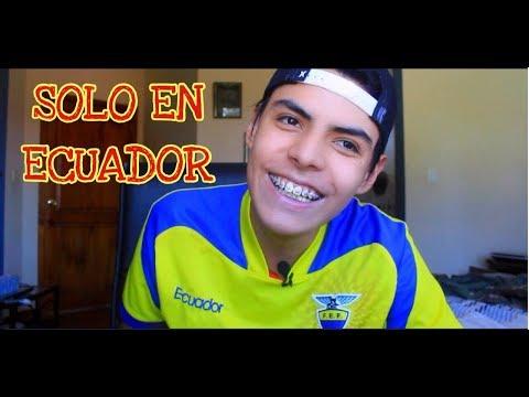 SOLO EN ECUADOR | KikeJav (видео)