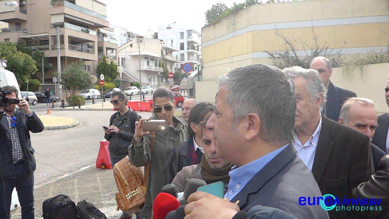 Διαμαρτυρία επιστημονικών φορέων στο υπουργείο Υποδομών