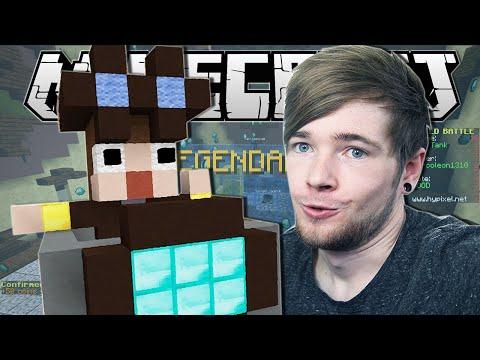 Minecraft | A DIAMOND MINECART!! | Build Battle Minigame
