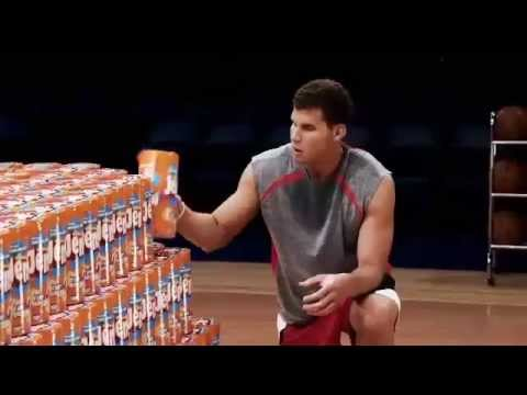 Jenga Style Points Commercial With Kevin Love