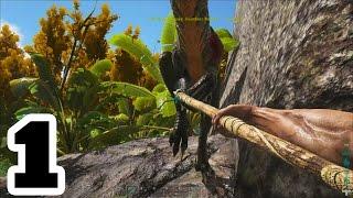 NUEVA SERIE  - MAXSURVIVAL #1 - ARK: Survival Evolved