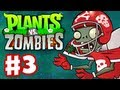 Plants vs. Zombies - Gameplay Walkthrough Part 3 - World 2 (HD)