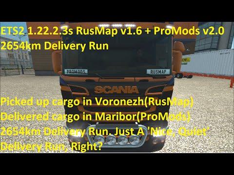 RusMap v1.6 1.22