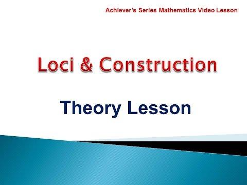 Loci & Construction