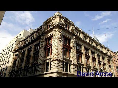 Antiguo Edificio de Ferrocarriles - Bolivar 19 - Ciudad de México (видео)