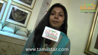 Ritwika at Madras Movie Success Meet