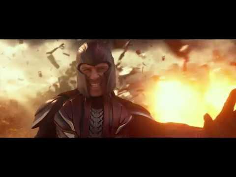 Jean Grey vs Apocalypse X Men Apocalypse 2016 4K HD