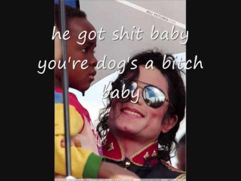 Michael Jackson-Morphine (with lyrics)