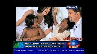 Video On The Spot - 7 Kisah Dramatis Anak Adopsi Artis MP3, 3GP, MP4, WEBM, AVI, FLV Januari 2018