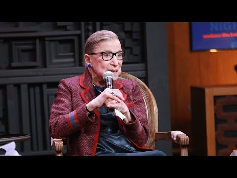 Justice Ruth Badger Ginsburg hospitalized