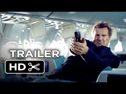 Non-Stop Official Trailer #1 (2014) - Liam Neeson Thriller HD