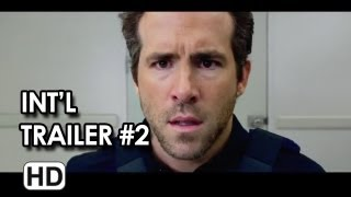 R.I.P.D. International Trailer #2 (2013) - Ryan Reynolds, Jeff Bridges Movie HD