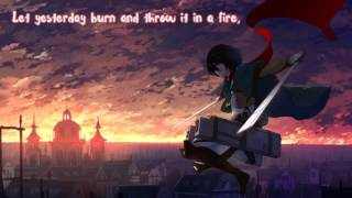 Download Lagu 【Nightcore】→ Live Like A Warrior || Lyrics Mp3