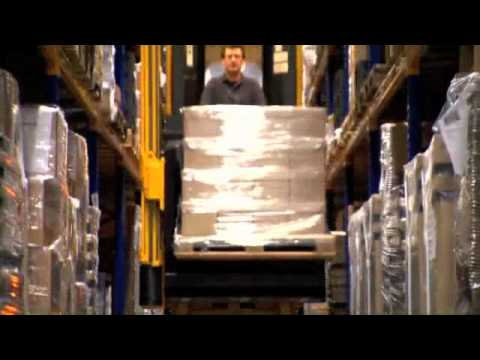 Jungheinrich Forklifts - Warehouse Navigation