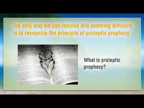 End of the World a Biblical Prophecy Explained
