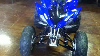 4. Yamaha Raptor 250 Light Weight Quad - 2011 Review