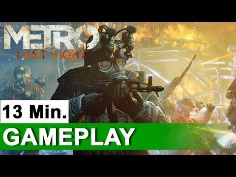 Metro: Last Light - Full 13-Minute