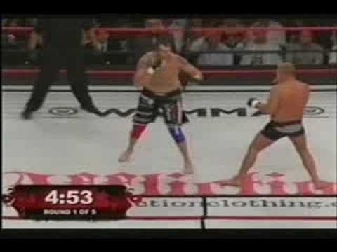 0 MMA: Meet Fedor