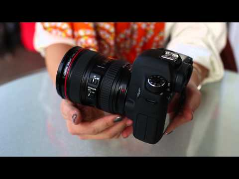 Canon EOS 6D hands-on