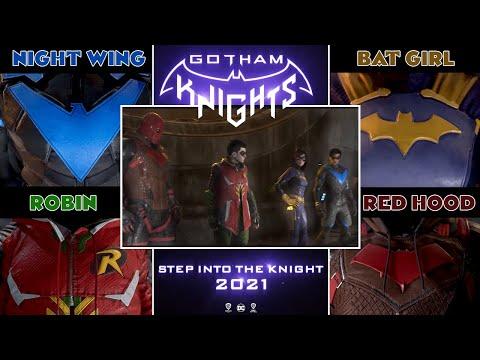Batman: Gotham Knights - Official World Premiere Trailer   DC Fandome   Gamez4u